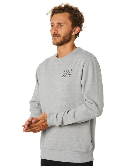 GREY MENS CLOTHING SWELL JUMPERS - S5174442GREY