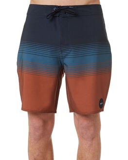 NEW NAVY MENS CLOTHING RVCA BOARDSHORTS - R182404NNVY