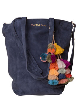 MIDNIGHT WOMENS ACCESSORIES THE WOLF GANG HANDBAGS - TWGBT001MID