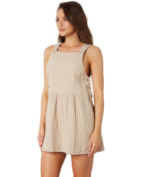 FAWN WOMENS CLOTHING RHYTHM DRESSES - OCT19W-DR04-FAW