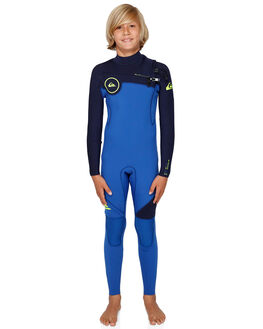 BLUE/BLUE RIBBON BOARDSPORTS SURF QUIKSILVER BOYS - EQBW103019-XBBB
