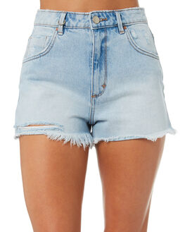 LIGHT BLUE BUST WOMENS CLOTHING NEUW SHORTS - 37903-3830