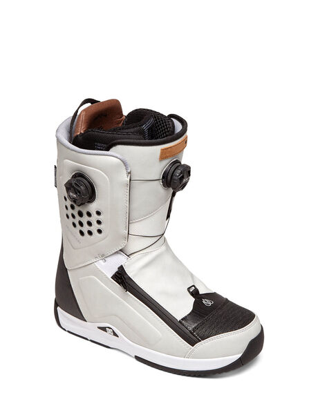 WHITE BOARDSPORTS SNOW DC SHOES BOOTS + FOOTWEAR - ADYO100039-WHT