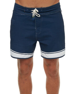 NAVY MENS CLOTHING THE CRITICAL SLIDE SOCIETY BOARDSHORTS - BS1828NVY