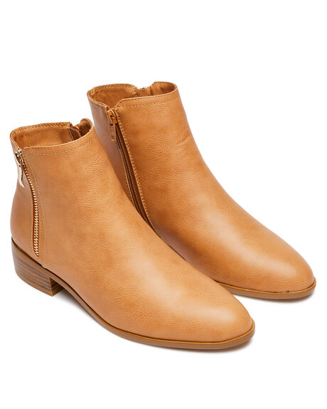 CAMEL OUTLET WOMENS BILLINI BOOTS - B1001CAM