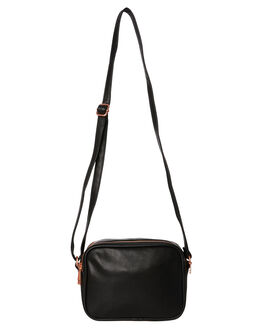 BLACK WOMENS ACCESSORIES RUSTY BAGS + BACKPACKS - BFL0967BLK