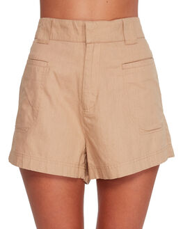 LATTE WOMENS CLOTHING BILLABONG SHORTS - BB-6591274-L09