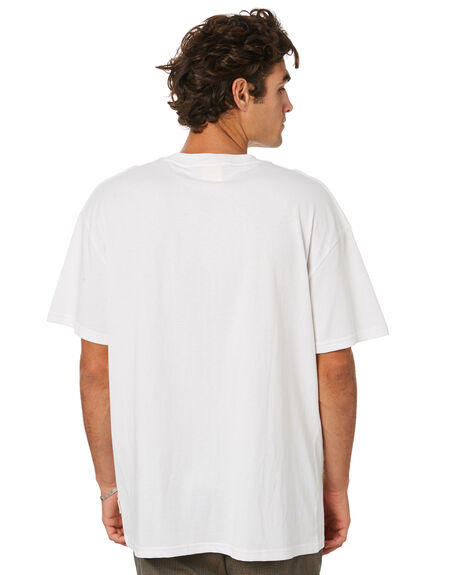WHITE OUTLET MENS INSIGHT TEES - 5000006180WHT