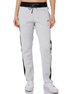 LIGHT GREY HEATHER OUTLET WOMENS RIP CURL PANTS - GPAEQ13233