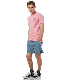 CALYPSO MENS CLOTHING RUSTY TEES - TTM1901CAS