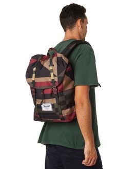 FRONTIER GEO MENS ACCESSORIES HERSCHEL SUPPLY CO BAGS + BACKPACKS - 10066-02349-OSFRONT
