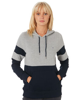 SEA NAVY WOMENS CLOTHING VOLCOM JUMPERS - B3111979SNV