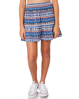 BRIGHT BLUE KIDS GIRLS RIP CURL SHORTS + SKIRTS - JSKAC14286