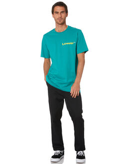 TEAL MENS CLOTHING LOWER TEES - LO20Q1MTS05TEAL