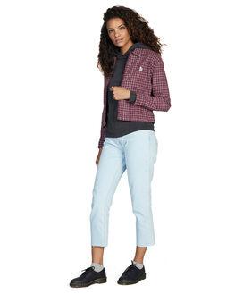 ANDORRA WOMENS CLOTHING QUIKSILVER JACKETS - EQWWT03012-RSD1
