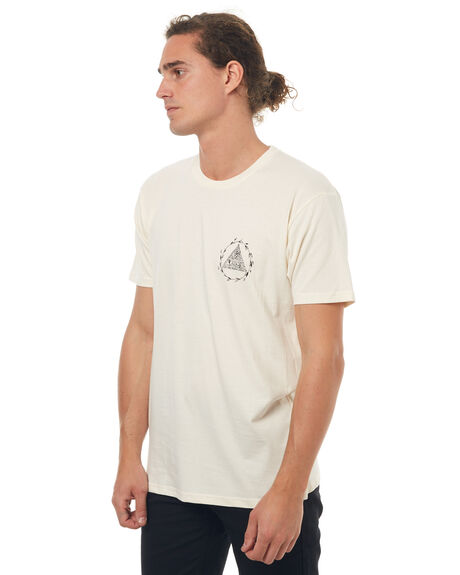 BONE MENS CLOTHING WELCOME TEES - MORPHINETBONE