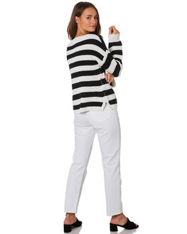 STRIPE WOMENS CLOTHING SILENT THEORY KNITS + CARDIGANS - 6010051STR