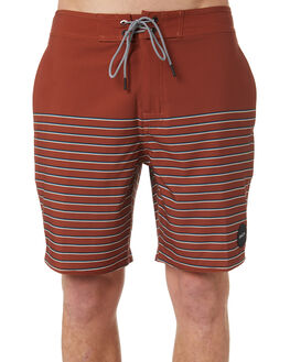 RUST MENS CLOTHING RVCA BOARDSHORTS - R182413RUST