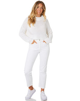 SNOW WOMENS CLOTHING ARCAA MOVEMENT KNITS + CARDIGANS - 1A003-2SNOW