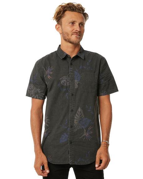 GRANITE MENS CLOTHING GLOBE SHIRTS - GB01714004GRAN