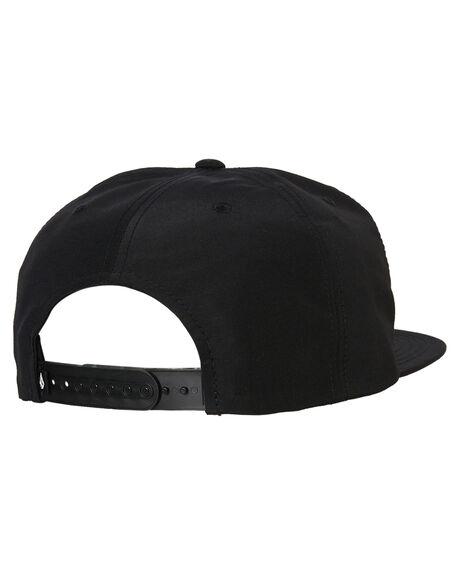 BLACK MENS ACCESSORIES VOLCOM HEADWEAR - D5531905BLK