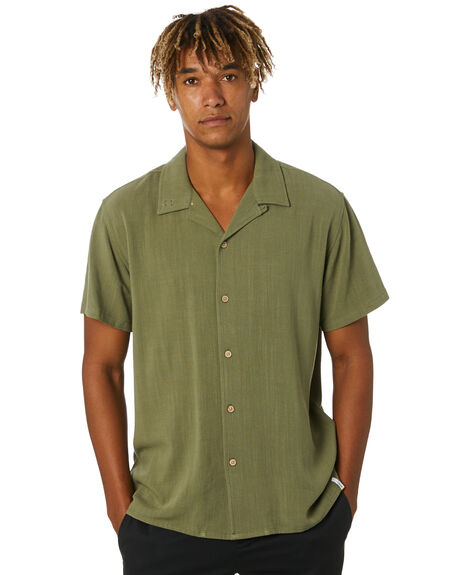 FATIGUE MENS CLOTHING THE CRITICAL SLIDE SOCIETY SHIRTS - SS2030FTG
