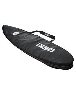 BLACK GREY BOARDSPORTS SURF FCS BOARDCOVERS - BT1-060-FB-BGYBLKGR