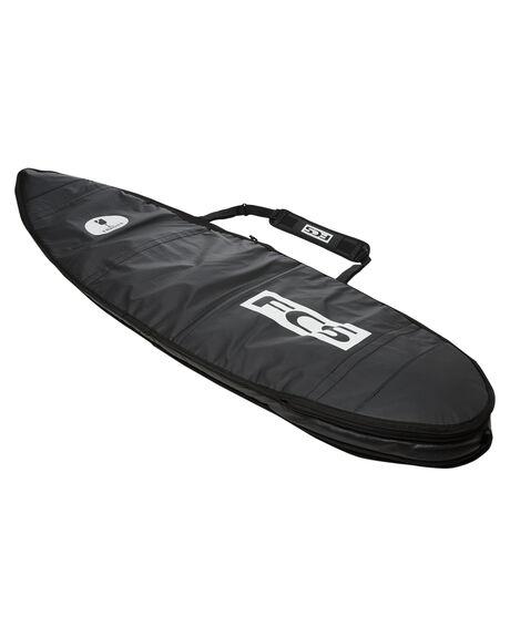 BLACK GREY BOARDSPORTS SURF FCS BOARDCOVERS - BT1-060-FB-BGYBLKGR