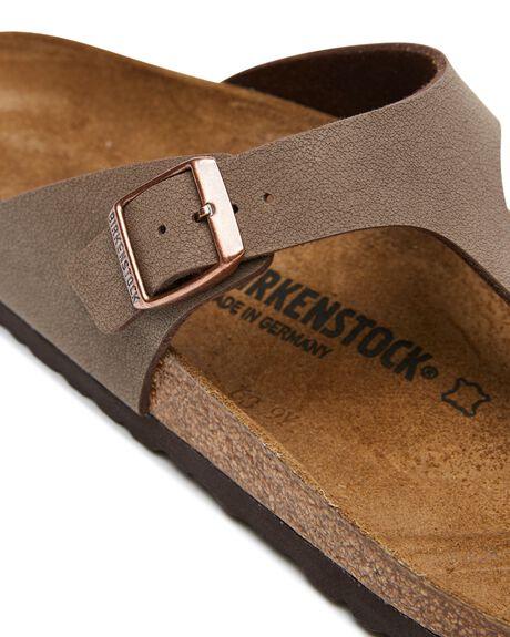 MOCCA MENS FOOTWEAR BIRKENSTOCK THONGS - 043751MMOC