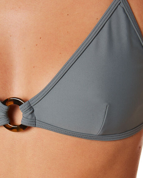 NAVAL GREY OUTLET WOMENS RUSTY BIKINI TOPS - SWL1342NVG