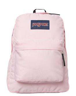 PINK MIST WOMENS ACCESSORIES JANSPORT BAGS - JST501JS3B7