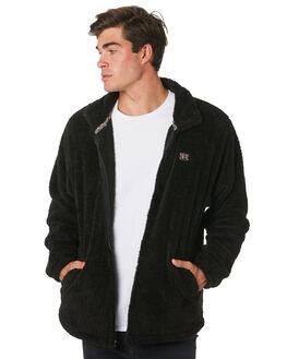 BLACK MENS CLOTHING BILLABONG JUMPERS - 9596631BBLK