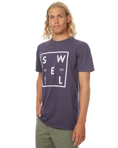 NAVY MENS CLOTHING SWELL TEES - S5162003NVY