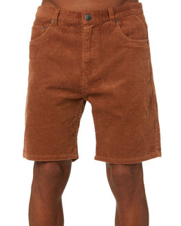 TORTOISE SHELL MENS CLOTHING RUSTY SHORTS - WKM0936TOR