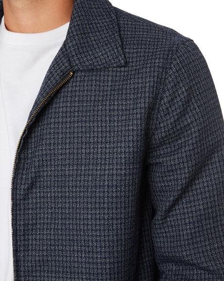 NAVY MENS CLOTHING THRILLS JACKETS - TA20-213ENVY