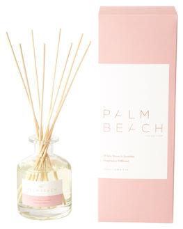 WHITE ROSE JASMINE WOMENS ACCESSORIES PALM BEACH COLLECTION HOME + BODY - RDXWRWNAT
