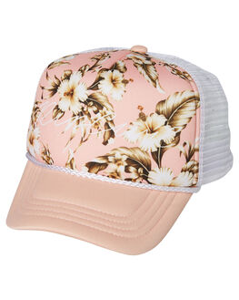PEACH KIDS GIRLS RIP CURL HEADWEAR - JCABL10165