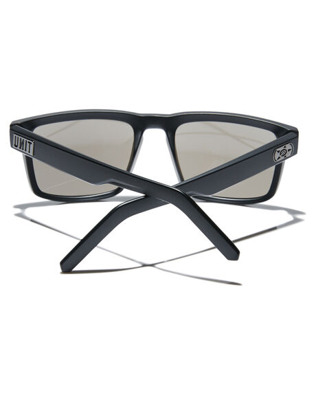 BLACK GREY MENS ACCESSORIES UNIT SUNGLASSES - 14180000BBLKGR