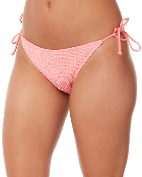 SUGAR CORAL WOMENS SWIMWEAR RUSTY BIKINI BOTTOMS - SWL1281SRL