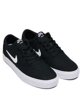 BLACK WHITE MENS FOOTWEAR NIKE SNEAKERS - CD6279-002