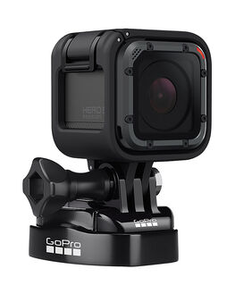 BLACK MENS ACCESSORIES GOPRO AUDIO + CAMERAS - ABQRT-001BLK