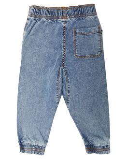 THRIFTED BLUE KIDS BOYS RUSTY PANTS - PAR0202THB