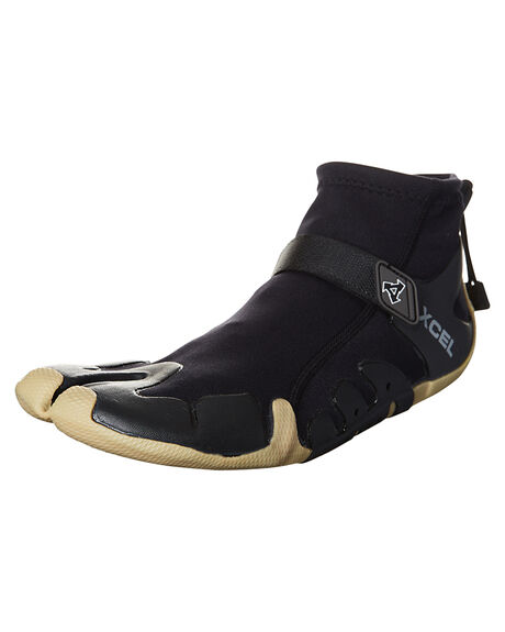 BLACK GUM BOARDSPORTS SURF XCEL MENS - AN153817BLKGM