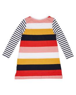 MULTICOLOURED KIDS GIRLS EVES SISTER DRESSES + PLAYSUITS - 8034010MULT