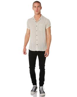 DREAMTIME WHITE MENS CLOTHING ROLLAS SHIRTS - 15594B3735