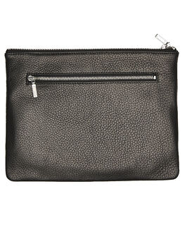BLACK WOMENS ACCESSORIES STATUS ANXIETY PURSES + WALLETS - SA1282BLK