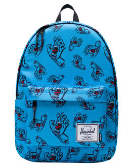 45af88a77d0 SANTA CRUZ BLUE MENS ACCESSORIES HERSCHEL SUPPLY CO BAGS + BACKPACKS -  10492-02573-