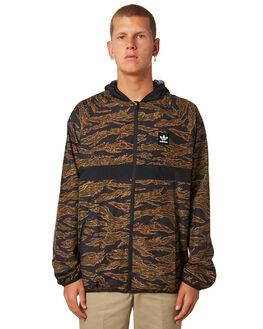 CAMO MENS CLOTHING ADIDAS ORIGINALS JACKETS - DH3886CAMO