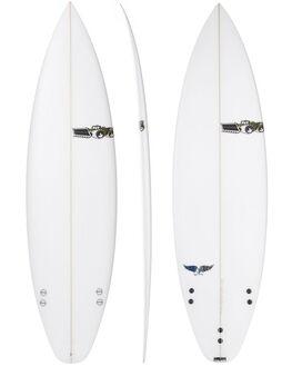 CLEAR BOARDSPORTS SURF JS INDUSTRIES PERFORMANCE - JSFTMNCUST