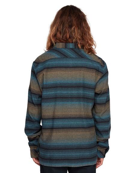 ASPHALT MENS CLOTHING BILLABONG SHIRTS - BB-9507207-ASP
